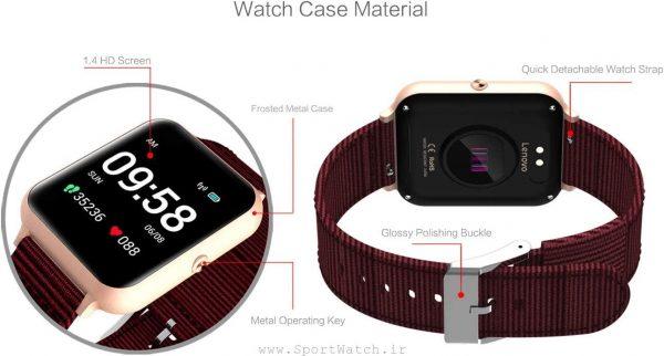ساعت Lenovo Smart Watch S2