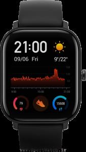ساعت هوشمند Xiaomi Amazfit GTS