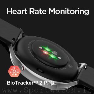 بررسی ضربان قلب در ساعت GTR 2