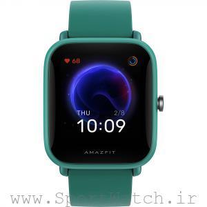 ساعت Bip U Pro سبز