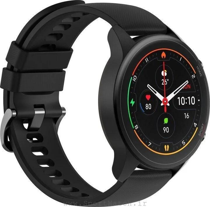 ساعت Xiaomi Mi Watch مشکی